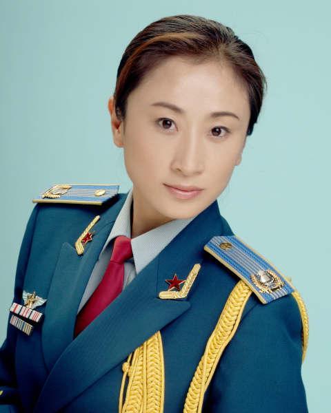 空政中心演员 田玲